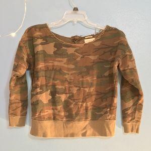 Camo Ralph Lauren Sweater